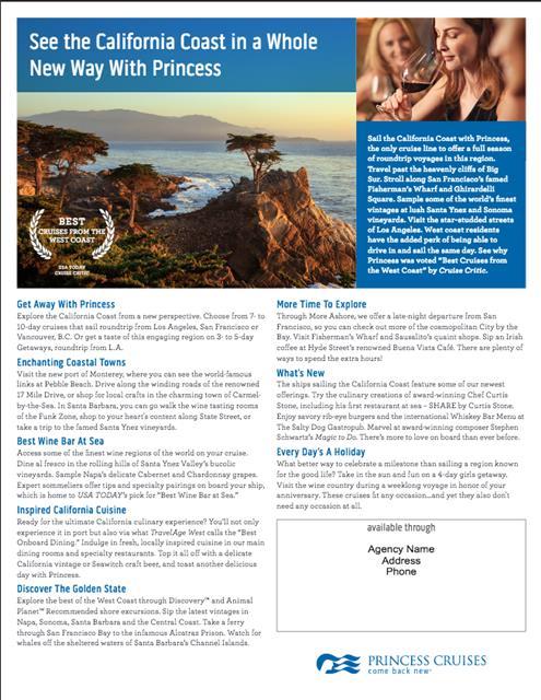 Cal Coast Flyer