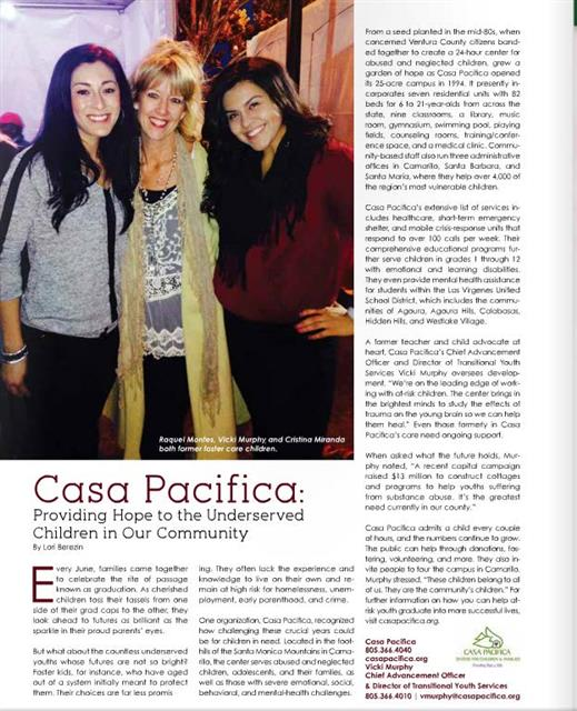 casa pacifica article