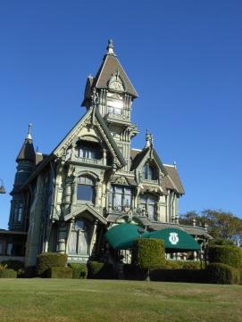 Carson Mansion Eureka