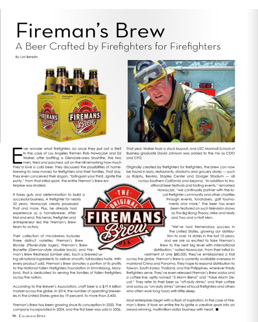 Fireman's Brew