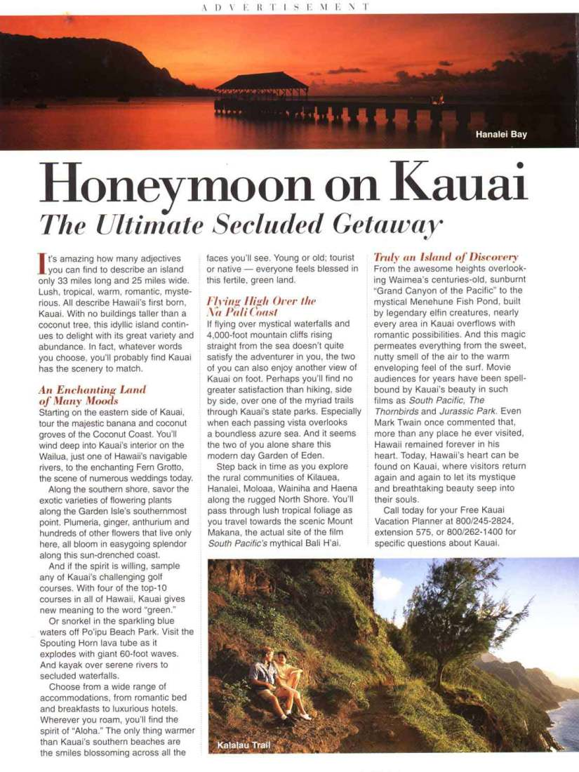 honeymoon advertorial web