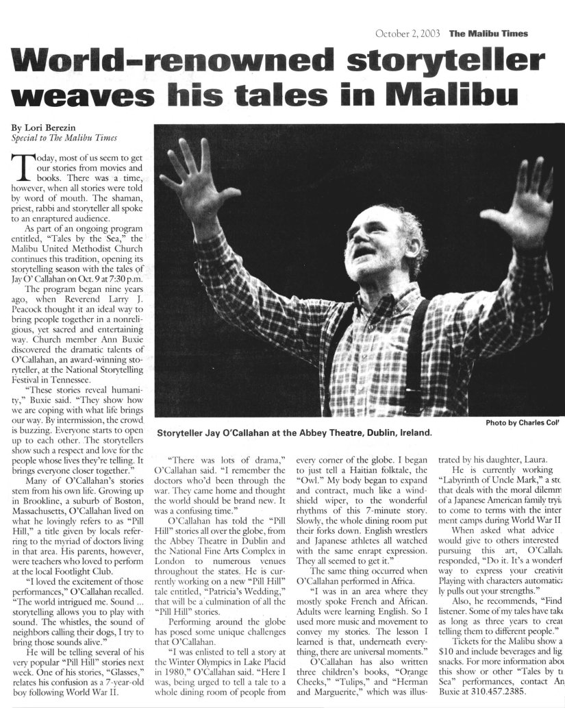 malibu times story