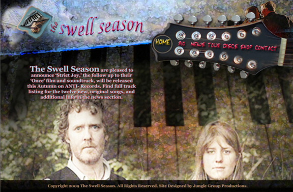 swell season website2
