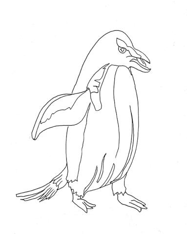 Penguin Lineart LBerezin72